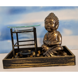 Duftlampe Buddha Relax